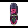 Skechers Shimmer Beems kislány világító cipő sötétkék-ezüst
