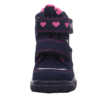 Superfit csizma kislány Husky sötétkék-pink