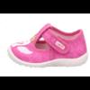 Kép 2/3 - Hattyús pink Superfit Spotty kislány vászoncipő