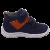 Kép 5/6 - Universe sötétkék-narancs kisfiú Superfit cipő