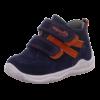 Kép 1/6 - Universe sötétkék-narancs kisfiú Superfit cipő