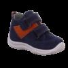 Kép 4/6 - Universe sötétkék-narancs kisfiú Superfit cipő