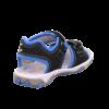 Kép 5/7 - Superfit fiú szandál Mike3 kék-fekete rombusz minta