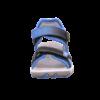 Kép 7/7 - Superfit fiú szandál Mike3 kék-fekete rombusz minta