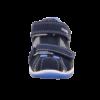 Kép 7/7 - Superfit zárt orró szandál Freddy kék-világoskék