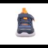 Kép 7/7 - Superfit vízálló sportcipő Rush középkék narancs