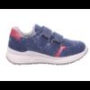 Kép 4/6 - Superfit lány vízálló cipő kék-rózsaszín