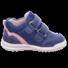 Kép 4/7 - Superfit Avrile Mini kislány cipő kék-ezüst