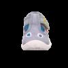 Szürke kisautós Superfit kisfiú vászoncipő