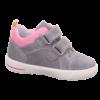 Kép 5/7 - Szürke-rózsaszín kislány Superfit Moppy cipő