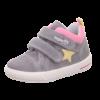 Kép 1/7 - Superfit Moppy cipő kilslány szürke-rózsaszín