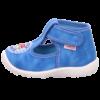 Kép 2/7 - Kék kalózos kisfiú Superfit Spotty vászoncipő