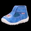 Kép 1/7 - Kék kalózos kisfiú Superfit Spotty vászoncipő