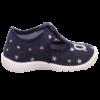 Kép 6/7 - Sötétkék csillagos kislány Superfit Spotty vászoncipő