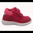 Superfit Sport7 Mini red/pink Gore-tex vízálló bélelt gyerekcipő