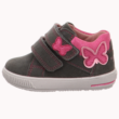 Superfit Moppy grau/rosa kislány gyerekcipő
