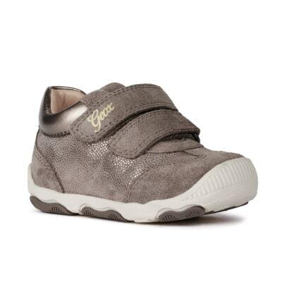 Geox New Balu smoke grey kislány gyerekcipő