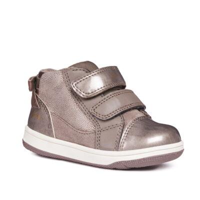 Geox B New Flick smoke/grey kislány gyerekcipő