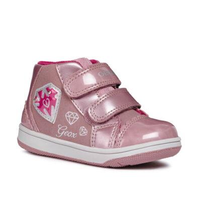 Geox B New Flick pink kislány gyerekcipő