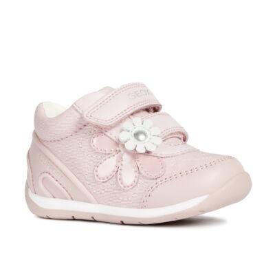 Geox B Each Girl pink/white gyerekcipő