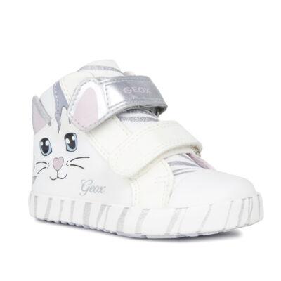 Geox Kilwi Girl white cicás tornacipő