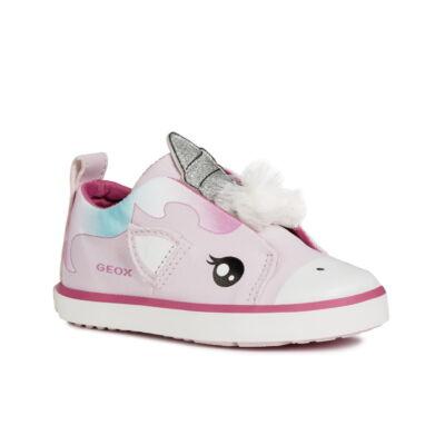 Geox Kilwi Girl pink unikornis tornacipő