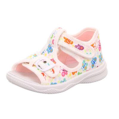 Superfit Polly white benti cipő