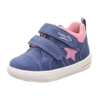 Superfit Moppy blau/rosa kislány gyerekcipő