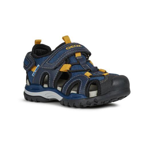 Geox fiú szandálcipő kék-sárga