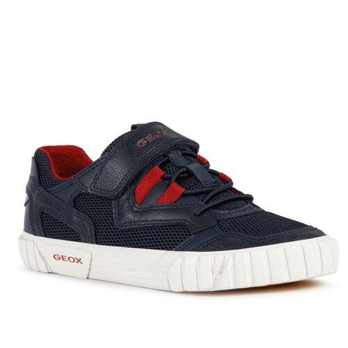 Geox gyerek tornacipő sötétkék-piros