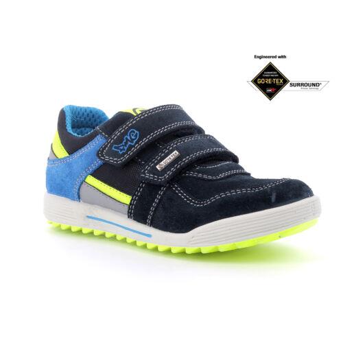 Primigi fiú vízálló sportcipő kék-neon