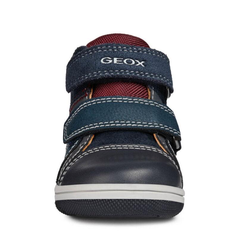 Geox kisfiú gyerekcipő Flick kék-szürke