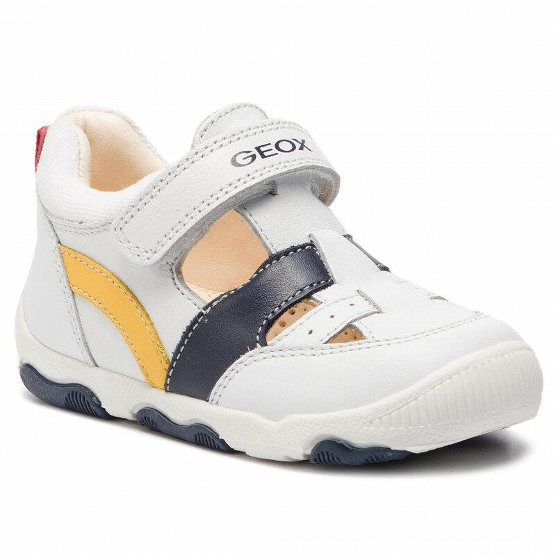 Geox New Balu white kisfiú  gyerekcipő