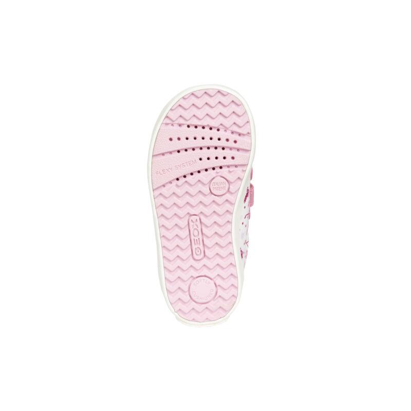 Geox tornacipő Kilwi flamingós