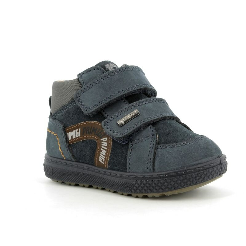 Vízálló kék-barna kisfiú Primigi cipő