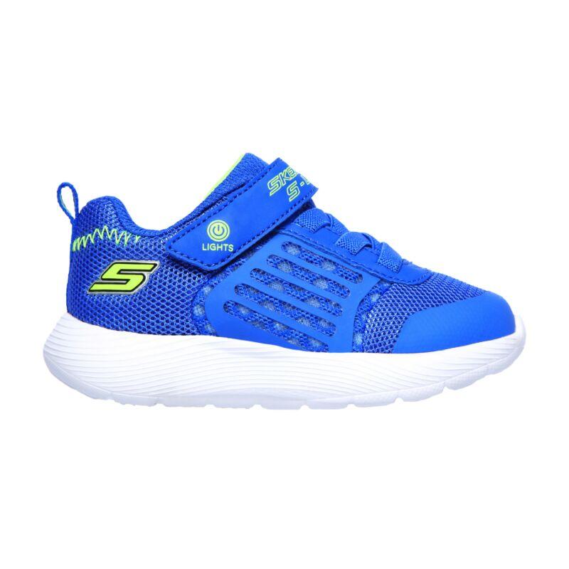Skechers Dyna-Lights villogó gyerek cipő