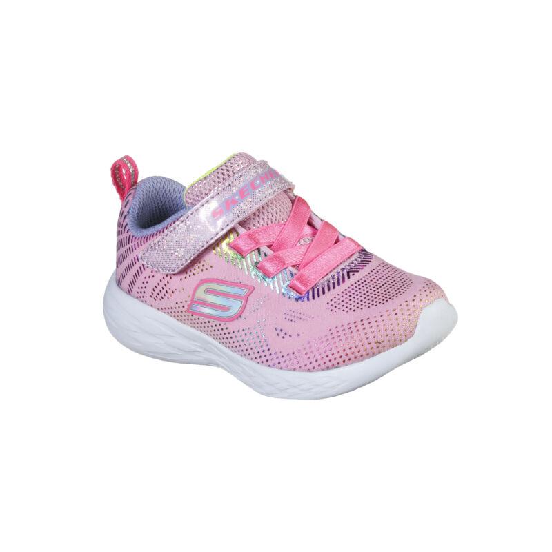 Skechers Go Run 600 kislány gyerek cipő rózsaszín