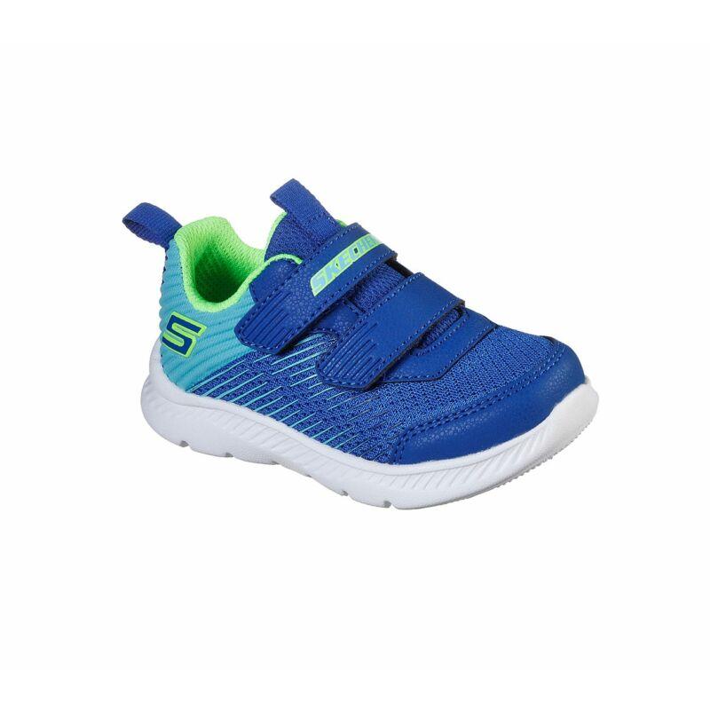 Skechers gyerek cipő középkék-türkiz