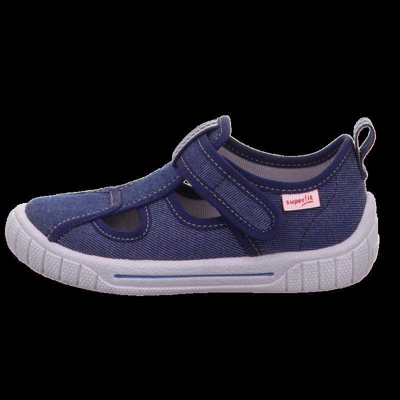Superfit Bill blau benti váltó cipő