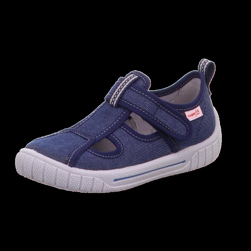 Superfit benti váltó cipő Bill kék-szürke