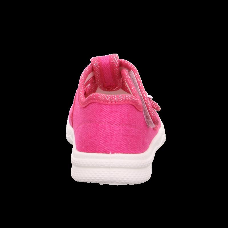 Superfit vászoncipő Polly pink