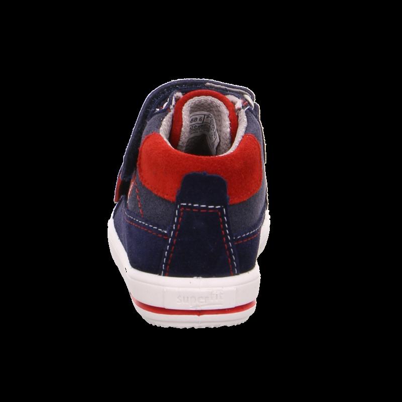 Superfit kisfiú gyerekcipő Moppy kék-piros