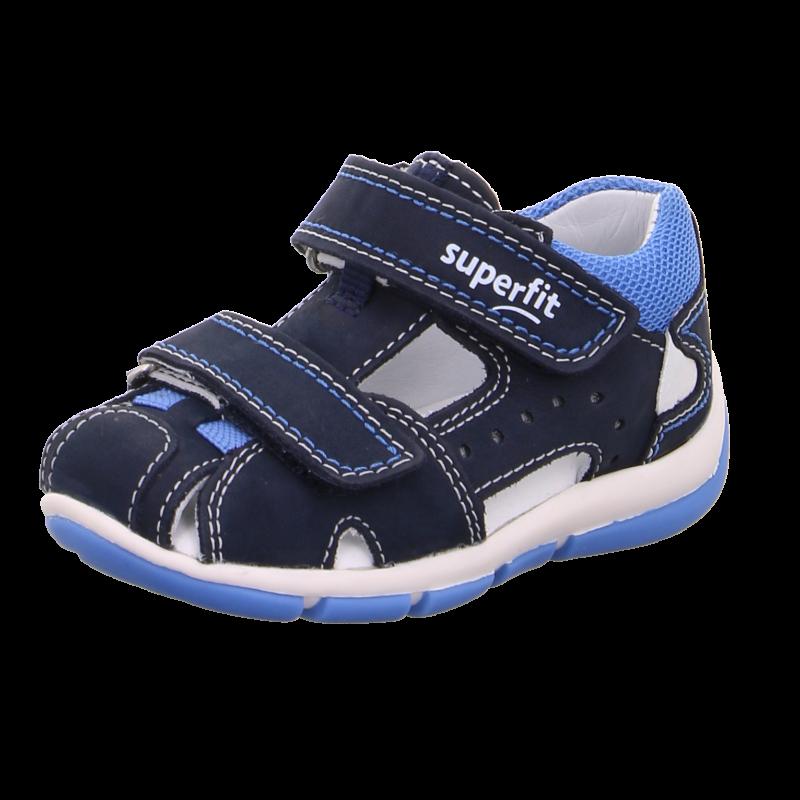 Superfit szandálcipő kék-világoskék