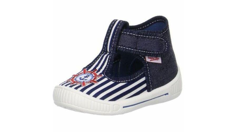 Superfit Bully ocean benti cipő - Superfit - Százlábú Gyerekcipő ... 2414c3fbba