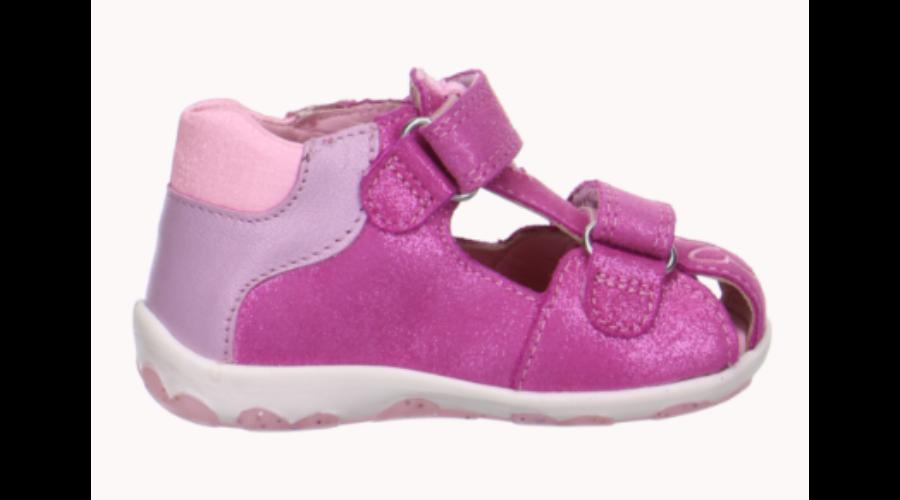 061c6b7c3858 Superfit Fanni pink gyermek szandál - Superfit - Százlábú Gyerekcipő ...